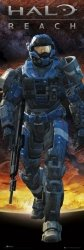 Halo Reach Carter - plakat