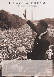 Martin Luther King - plakat