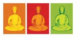 Buddha (Pop Art) - reprodukcja