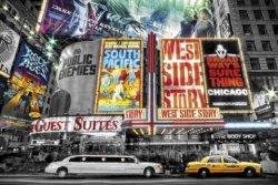 Nowy Jork - Teatr - plakat