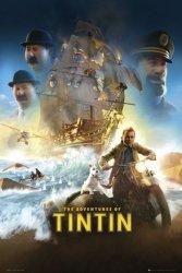 Tin Tin One Sheet - plakat
