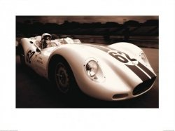 Jaguar, Sportowy Samochód - reprodukcja