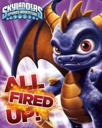 Skylanders Spyro / Spyro the Dragon - plakat