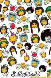 Smiley World (Music Genres) - plakat