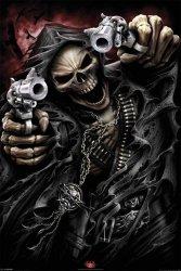 Spiral - Assassin - plakat