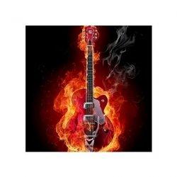 Ognista gitara - reprodukcja