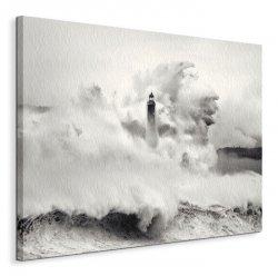 Cantabria Lighthouse I - Obraz na płótnie