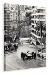 Monaco Grand Prix - Obraz na płótnie