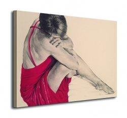 Red III - Obraz na płótnie