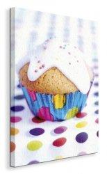 Fairy Cake - Obraz na płótnie
