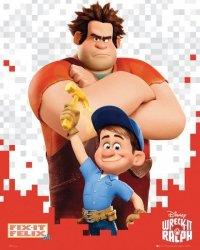 Wreck It Ralph - plakat