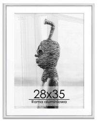 Rama aluminiowa 28x35 cm
