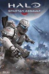 Halo Spartan Assault - plakat