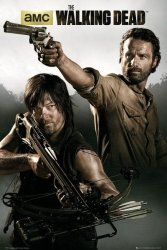 The Walking Dead / Żywe trupy Banner - plakat