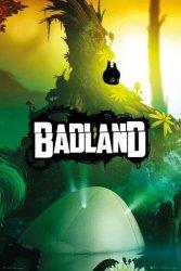 Badland - Okładka - plakat