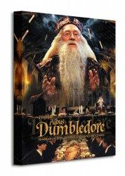 Harry Potter (Dumbledore) - Obraz na płótnie