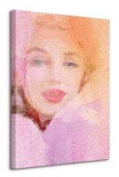 Obraz do salonu - Lady In Rose