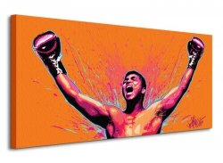 Obraz na płótnie - Muhammad Ali (Loud and Proud - Petruccio)