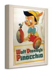Obraz na płótnie - Pinocchio (Conscience)
