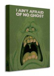 Ghostbusters (Slimer) - Obraz na płótnie