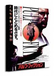 Pulp Fiction (Oriental) - Obraz na płótnie
