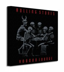 Rolling Stones (Voodoo Lounge) - Obraz na płótnie