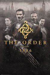 The Order 1886 Key Art - plakat