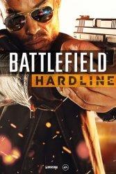 Battlefield Hardline Okładka - plakat