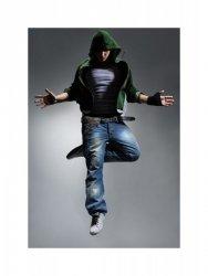Tancerz - Hip Hop - reprodukcja