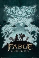Fable White Lady - plakat