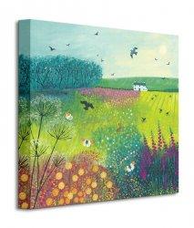 Midsummer Meadow - Obraz na płótnie