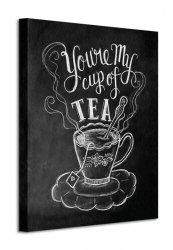 Tea - Obraz na płótnie