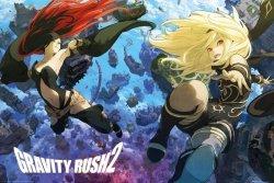 Gravity Rush 2 - plakat