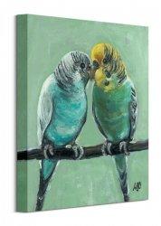 Feathered Friends - Obraz na płótnie
