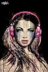 DJ Girl - plakat