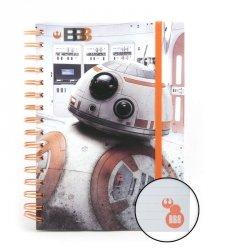Star Wars The Last Jedi (BB-8) - notes A5