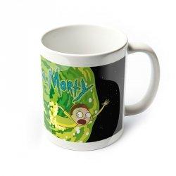 Rick and Morty Logo - kubek