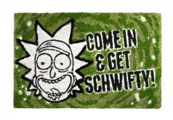 Rick and Morty (Get Schwifty) - wycieraczka