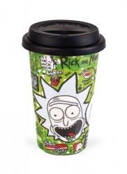Rick and Morty Cytaty - kubek podróżny