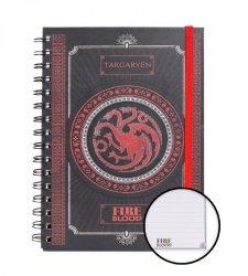 Game Of Thrones Targaryen - notes