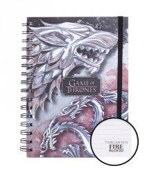 Gra o Tron: Stark & Targaryen - notes