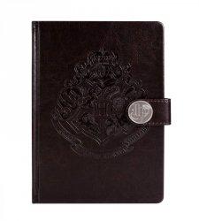 Harry Potter Hogwart's Crest - notes
