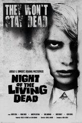 Noc Żywych Trupów Living Dead Girl - plakat