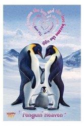 Szczęśliwe Pingwiny - plakat