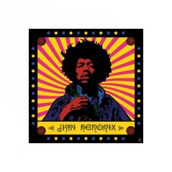 Jimi Hendrix (Psychedelic) - reprodukcja
