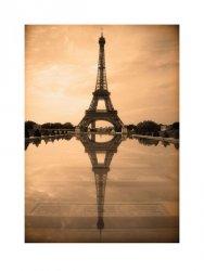 Paryż (Refleksja) - reprodukcja