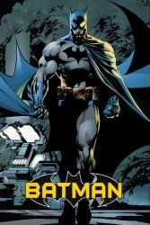 Batman (comic) - plakat