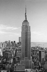 Fototapeta na ścianę - Empire State Building - 115x175cm