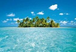 Fototapeta na ścianę - Maldive Dream - 366x254 cm