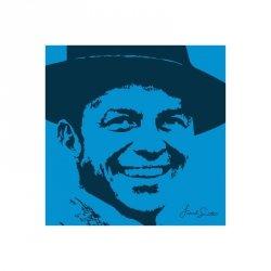 Frank Sinatra (Niebieski) - reprodukcja